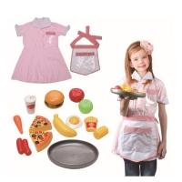 【變裝趣】兒童角色扮演造型服_服務生【附配件】