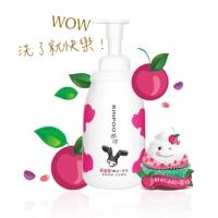 [TAITRA] Rinpoo Whole Milk Soft Whitening Shower Mousse 700ml