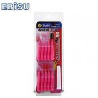 (EBISU)Japan EBISU-I inter dental brush into No. 10-1 (SSS)