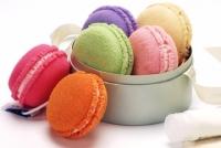 (KEYTOSS)i SPA - Macaron no sense Exfoliating Cleansing cream puffs (MiNi)