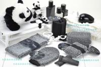 (KEYTOSS)EGS - Add elegant woven bamboo bath sponge