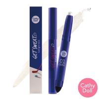 (Cathy Doll)[Cathy Doll Katie Doll] Bright Eye Two-in-One Eyeshadow Pen (0.7g/piece)