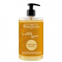 Beau Terra tropical fragrance cleansing bath oil 750ml