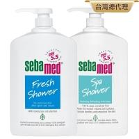 (Sebamed)Seba sport shower gel 1000ml 2 into (sports bath milk vitality musk / fresh floral 1000mlX2 of)