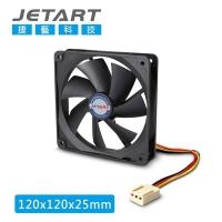 [TAITRA] JETART-12 cm DC System Fan DF12025P