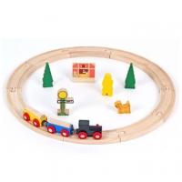 [TAITRA] Mentari Happy Farm Mini Train Track Set