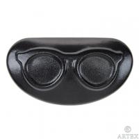 [TAITRA] ARTEX Life Series Leather Storage Box - Black