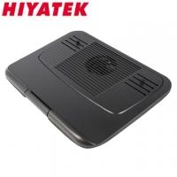 [TAITRA] HIYATEK Multifunction Notebook / Tablet Cooling Pad HY-CF-6511 (Black)