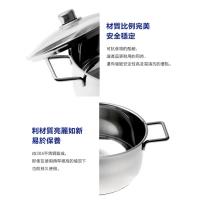 [LOTUS] New Diamond soup pot 18CM