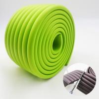 [TAITRA] [BabyTiger] All Purpose Furniture Edge Cushion & Corner Guard (200cm Pack of 1 - Green)