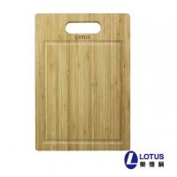 (LOTUS)LOTUS Natrual Bamboo Chopping Board - Medium
