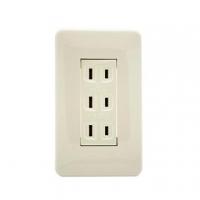 [TAITRA] Power Switch Panel Socket (Three Holes)