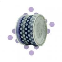 [TAITRA] 【ESTAPE】Tape Dispenser-Free Drawing-Type Easy-Remove - Writeable Memo (Geometric -Round Dots)