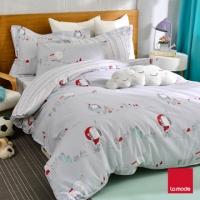 [TAITRA] La mode ชุดที่นอนลายแม่มดน้อยผ้าฝ้ายหวีใช้ได้สองแบบ(เตียงเดี่ยว)