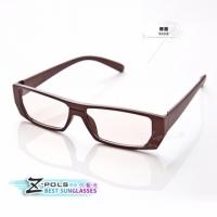 [TAITRA] Z-POLS Anti-Blue Light Glasses for Children (5566 Brown)