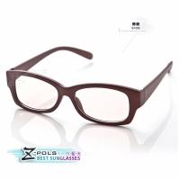 [TAITRA] Z-POLS Anti-Blue Light Glasses for Children (5569 Brown)