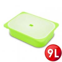 [TAITRA] WallyFun Macaron Pile Storage Box -9L (Green)