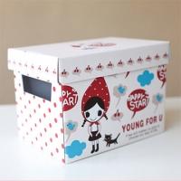 Girls can Ai Pula Korean version of the desktop storage box (do not pick the paragraph)