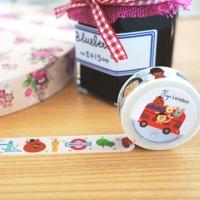 Ni Hao Im FiFi paper tape / small London travel