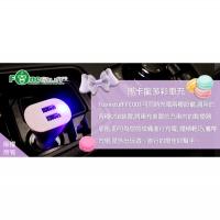 [TAITRA] Fonestuff Crazy King Kong 5V / 3.1A Dual USB Car Charger (Purple)