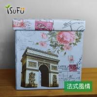 [TAITRA] 【isufu】French Style - Storage Stool