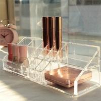 [TAITRA] Transparent Lipstick/Skin Care Product Storage Rack