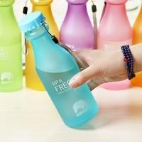 [TAITRA] Portable Unbreakable Soda Bottle x2