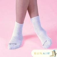 [TAITRA] sunair - Sterilized Anti-odor Socks - Standard Sports Socks - Low Cut (M21~24.5)/SA1804