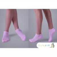 [TAITRA] sunair - Sterilized Anti-odor Socks - Standard Sports Socks - Liner (M21~24.5)/SA2004