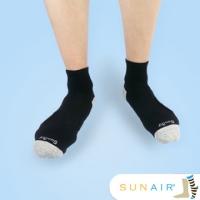 [TAITRA] sunair - Sterilized Anti-odor Socks - Thin Cycling Sports Socks - Low Cut (L25~29) /SA3101