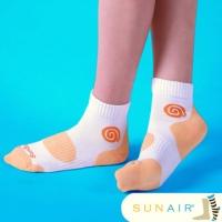 [TAITRA] sunair - Sterilized Anti-odor Socks - Cycling Crew Socks (M21~24.5) /SA1203