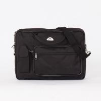 [TAITRA] WAIPU Trendy All-Match Crossbody Bag Schoolbag Briefcase (Black) 38