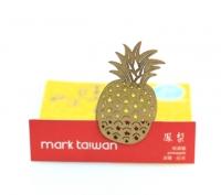 [TAITRA] MARK TAIWAN - Pineapple (Paper) Bookmarks
