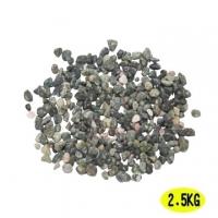 [TAITRA] Black Gravel 3mm (Pack of 2.5KG) For Gardening
