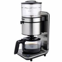 [TAITRA] SAMPO classic coffee machine (Bright silver) HM-L14101AL