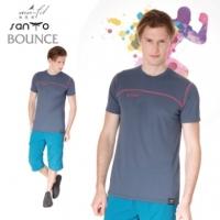 [TAITRA] SANTO Win-Fit Micro Climate Sport Shirt(Special Version)-Uranus Gray-M