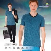 SANTO win-fit microclimate sweatshirt Star Series - Blue