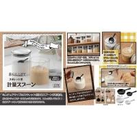 (INOMATA)Japanese brand [INOMATA chemistry] baking pan type measuring spoon 3 into the group