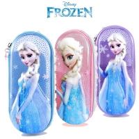 [Disney] Frozen Transparent Skirt 3D Pen Bag