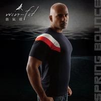 SANTO win-fit microclimate sweatshirt - Black -XL