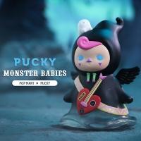 Pucky畢奇精靈怪獸寶寶系列公仔盒玩(單入隨機款)