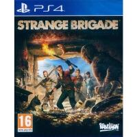 "PS4 ""exotic expedition Strange Brigade"" in English European version"