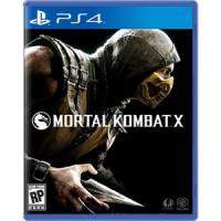 PS4 Mortal Kombat X (US English version)