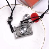 (太妃糖)Toffees travel notes Vintage Camera Necklace