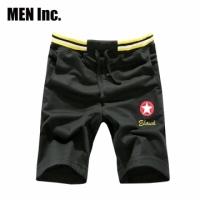 "(Men Inc.)Men Inc. ""Sun sportsman"" American sports and leisure pants (black)"
