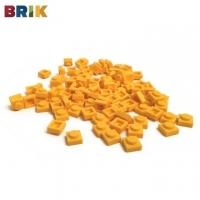 (BRIK)United States BRIK building blocks (yellow)