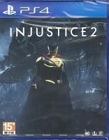 PS4 Superhero 2 Injustice 2