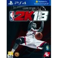 """(PS4)PS4 """"Madden US Basket 2K18 Legend Collection Edition NBA 2K18 LEGEND EDITION"""" english english"""