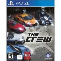 PS4 soared Kuju God THE CREW English US version