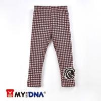 (MYDNA)[Part] MY + DNA Bear Chidori hook spent within Leggings - pink (H3591-10)